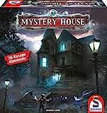 Schmidt Spiele 49373 Mystery House, 3D Escape Spiel, Bunt