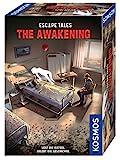 Kosmos 693008 Escape Tales - The Awakening - Löst die Rätsel. Erlebt die Geschichte. Escape-Room-Spiel