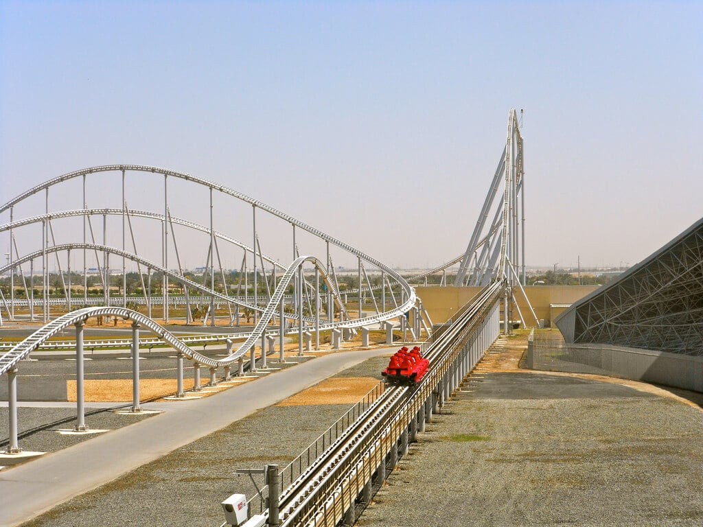 formula rossa photo