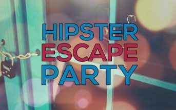 Hipster Escape Party visual