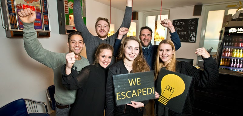 Live Escape Game Team Escape