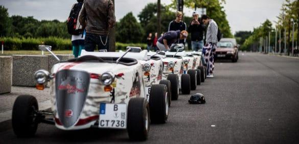 Berlin Hot Rod City Tour Fahrzeuge