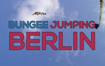 Bungee Jumping in Berlin