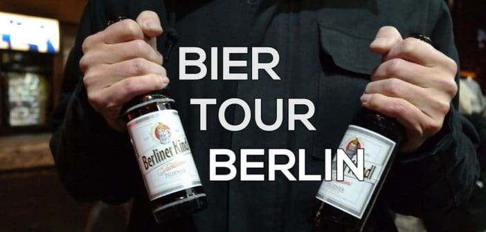 Bier Tour mit Withlocals in Berlin - Titelbild