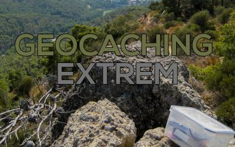 Geocaching Extrem