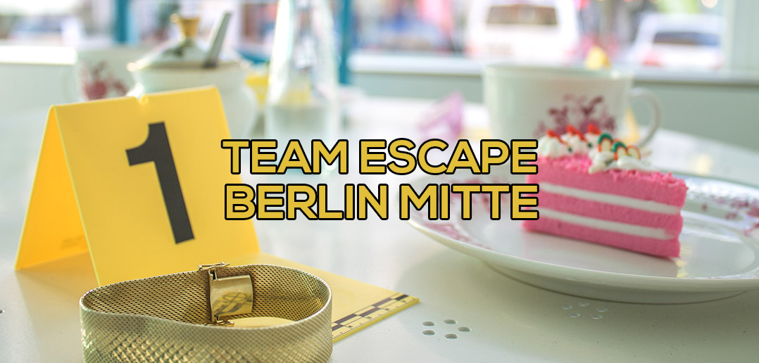 Berlin Team Escape Mitte
