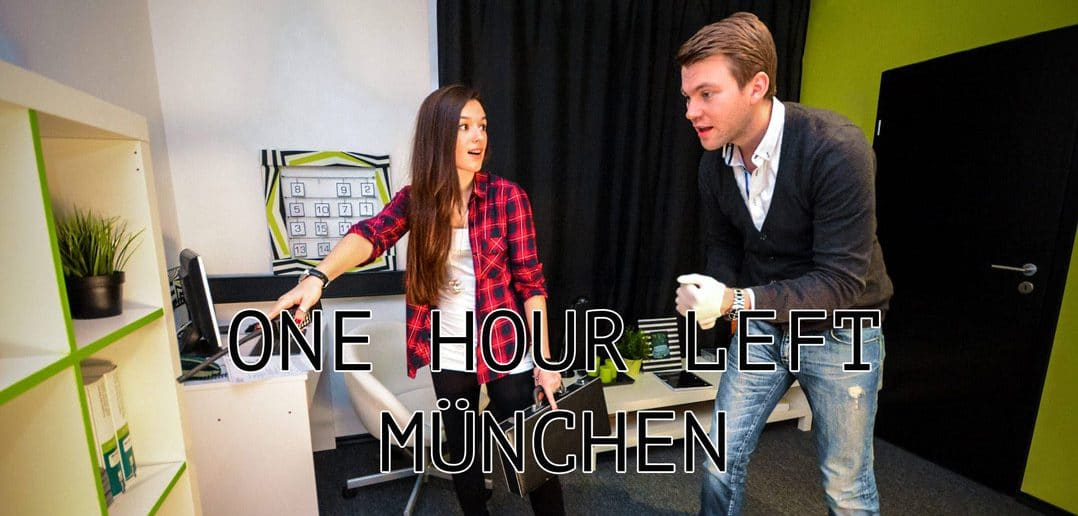 One Hour Left Live Escape Game in München