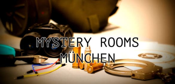 Mystery Rooms in Muenchen Titelbild