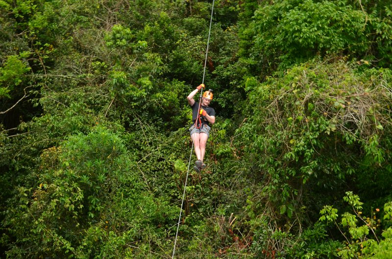 Selvatica - Geiles Zipline und Quad Adventure bei Cancun - MIT VIDEO 31