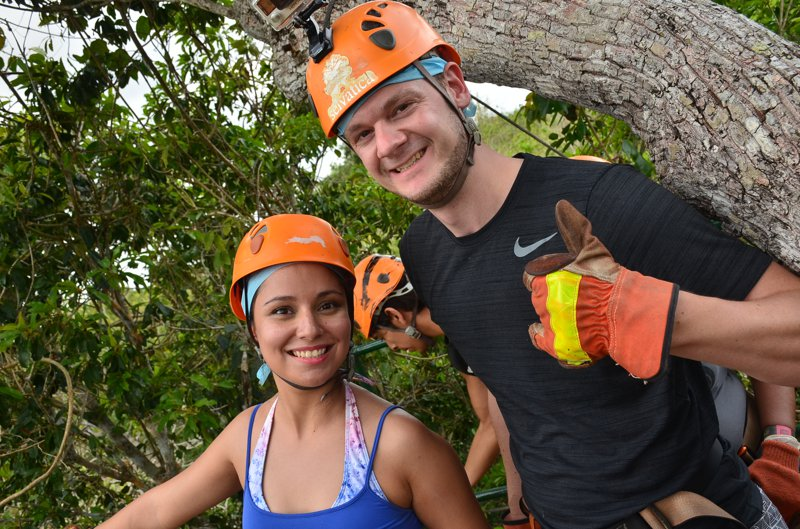 Selvatica - Geiles Zipline und Quad Adventure bei Cancun - MIT VIDEO 32