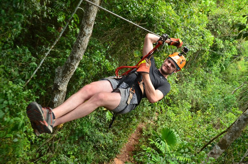 Selvatica - Geiles Zipline und Quad Adventure bei Cancun - MIT VIDEO 28