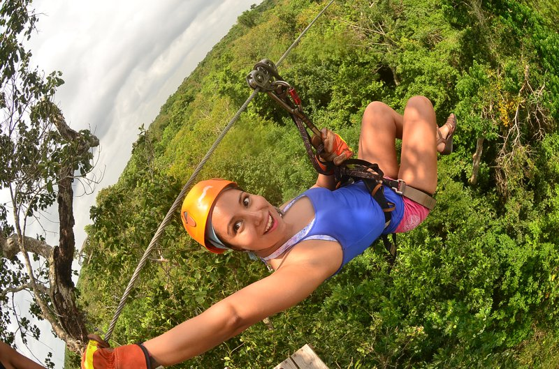 Selvatica - Geiles Zipline und Quad Adventure bei Cancun - MIT VIDEO 30