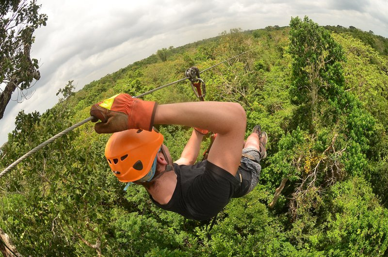 Selvatica - Geiles Zipline und Quad Adventure bei Cancun - MIT VIDEO 33
