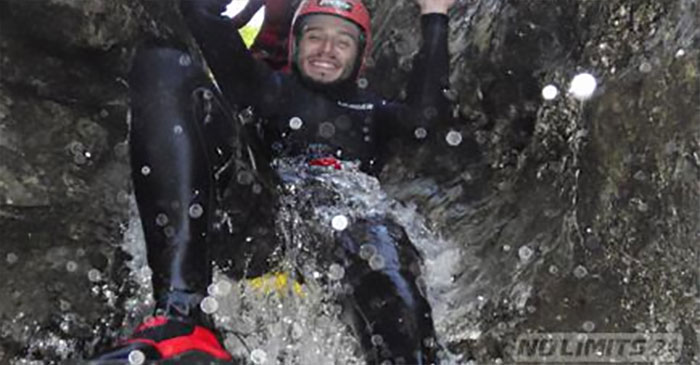 Bayern Canyoning in Berchtesgaden