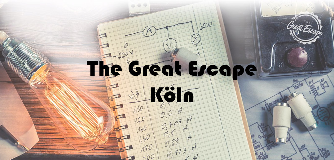 Live Escape Game The Great Escape Koeln