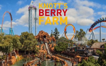 Knotts Berry Farm Freizeitpark Kalifornien