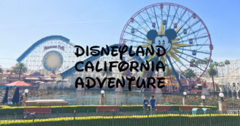 Disneyland California Adventure – der lebegeil Erlebnistest