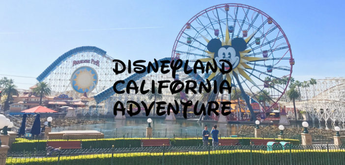 Disneyland California Adventure Anaheim