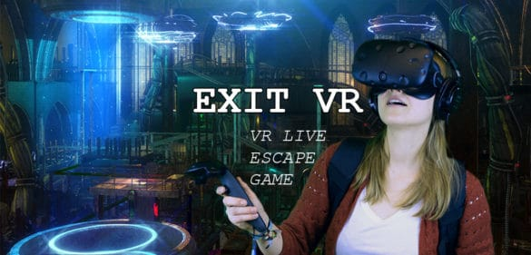 Exit VR - Virtual Reality Live Escape Game