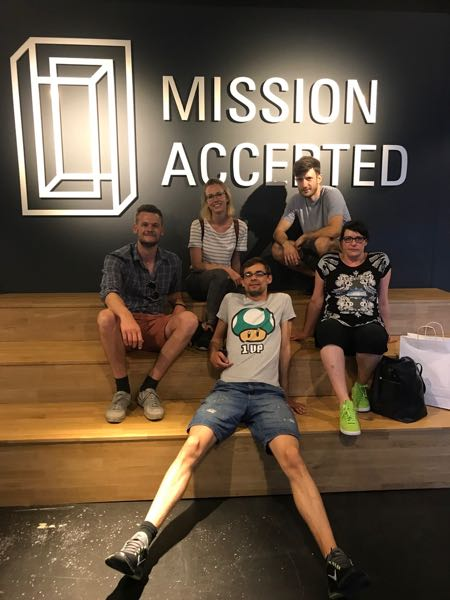 Space Escape bei Mission Accepted! in Berlin - Live Escape Game + Gewinnspiel 27