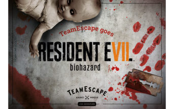 Hamburg Live Escape Game Resident Evil