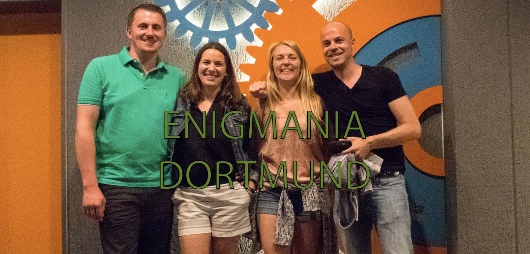 Enigmania Dortmund Live Escape Game