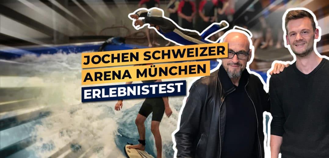 jochen schweizer arena m nchen test bodyflying surfen. Black Bedroom Furniture Sets. Home Design Ideas