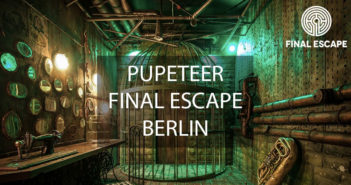 Berlin Final Escape Pupeteer