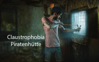 Piratenhuette Claustrophobia Berlin