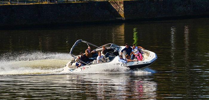 Frankfurt Speedboot