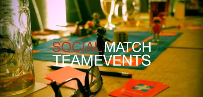 Teamevents Socialmatch