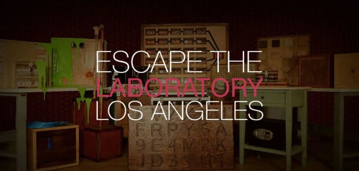 The Laboratory Escape Game | Downtown Los Angeles | Erlebnistest