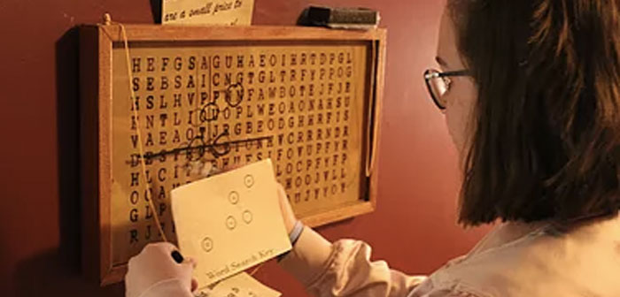 The Laboratory Escape Room Puzzle