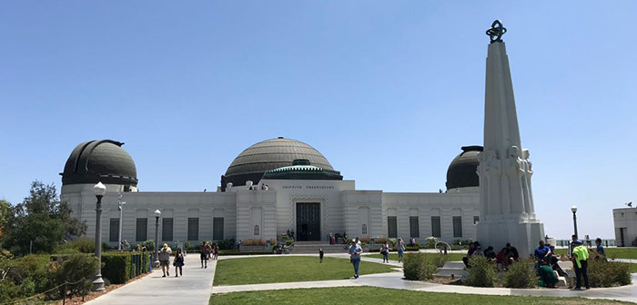 Sehenswürdigkeit Los Angeles Griffith Observatory