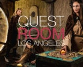 Quest Room Los Angeles Escape Room – Da Vinci's Challenge | Erlebnistest