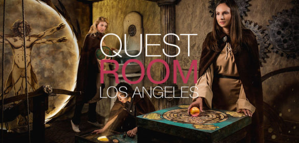 quest room los angeles live escape game