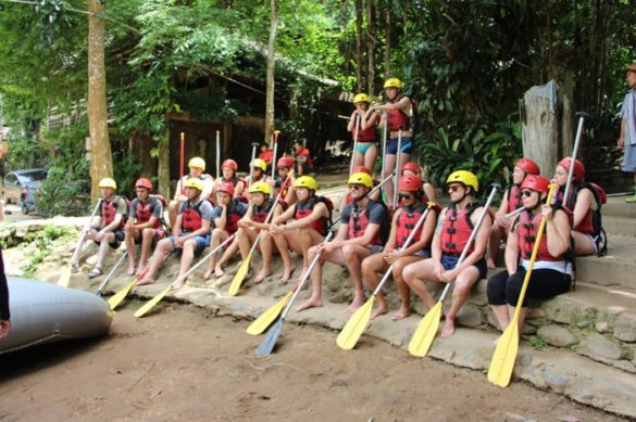 White Water Rafting in Chiang Mai   Mit Siam River Adventures 50