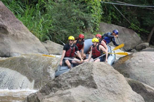 White Water Rafting in Chiang Mai   Mit Siam River Adventures 48