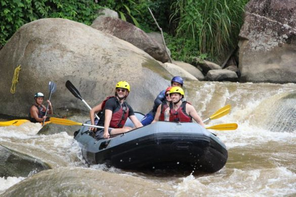 White Water Rafting in Chiang Mai   Mit Siam River Adventures 47