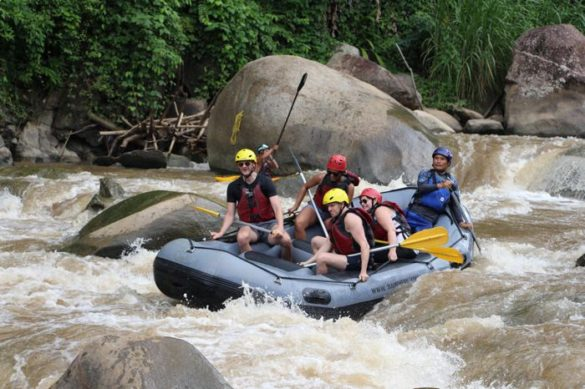 White Water Rafting in Chiang Mai   Mit Siam River Adventures 46