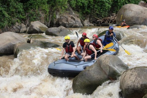 White Water Rafting in Chiang Mai   Mit Siam River Adventures 45