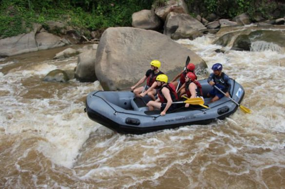 White Water Rafting in Chiang Mai   Mit Siam River Adventures 44