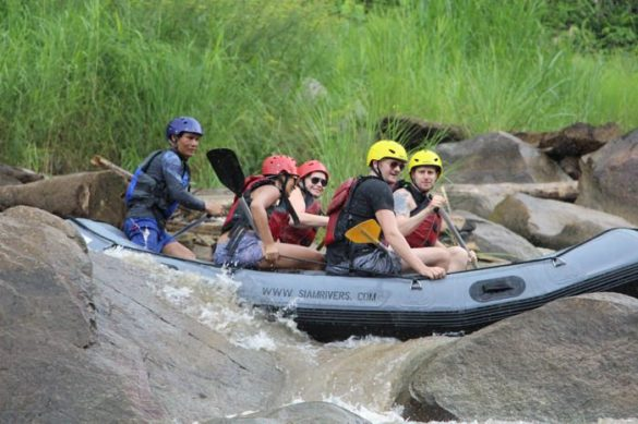 White Water Rafting in Chiang Mai   Mit Siam River Adventures 43