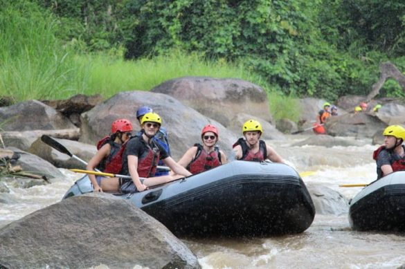 White Water Rafting in Chiang Mai   Mit Siam River Adventures 42