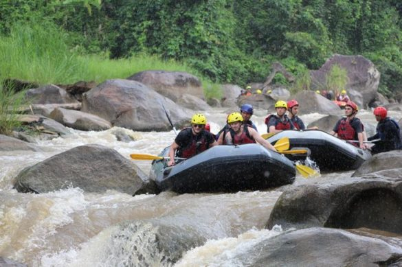 White Water Rafting in Chiang Mai   Mit Siam River Adventures 41