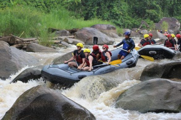 White Water Rafting in Chiang Mai   Mit Siam River Adventures 40