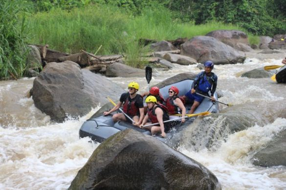 White Water Rafting in Chiang Mai   Mit Siam River Adventures 39