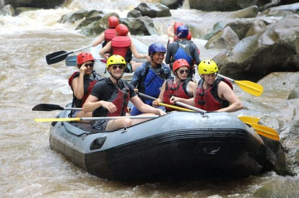 White Water Rafting in Chiang Mai   Mit Siam River Adventures 35