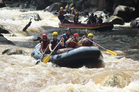 White Water Rafting in Chiang Mai   Mit Siam River Adventures 33