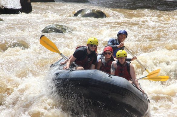 White Water Rafting in Chiang Mai   Mit Siam River Adventures 32
